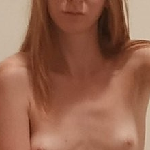 Redhead foxy Nude