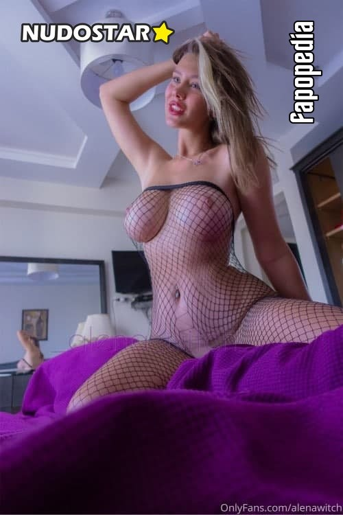 Alena Witch Nude OnlyFans Leaks