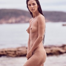 Alexandra Agoston  nackt