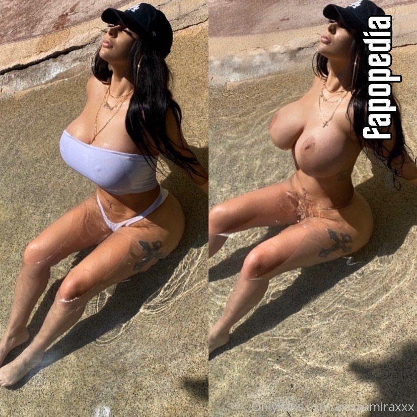 Aliciaamiraxxx Nude OnlyFans Leaks