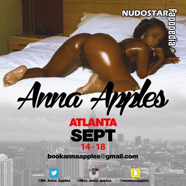 Anna Apples Nude OnlyFans Leaks