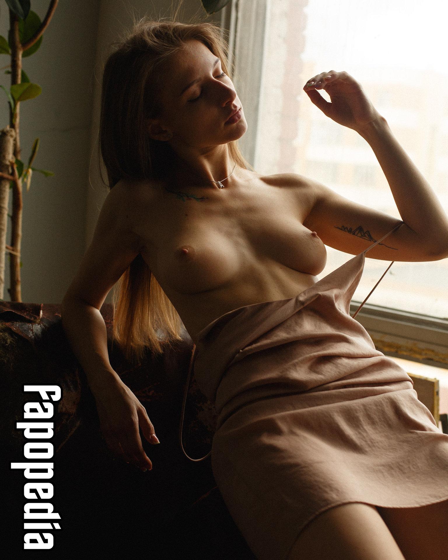 Anna Li Nude Leaks