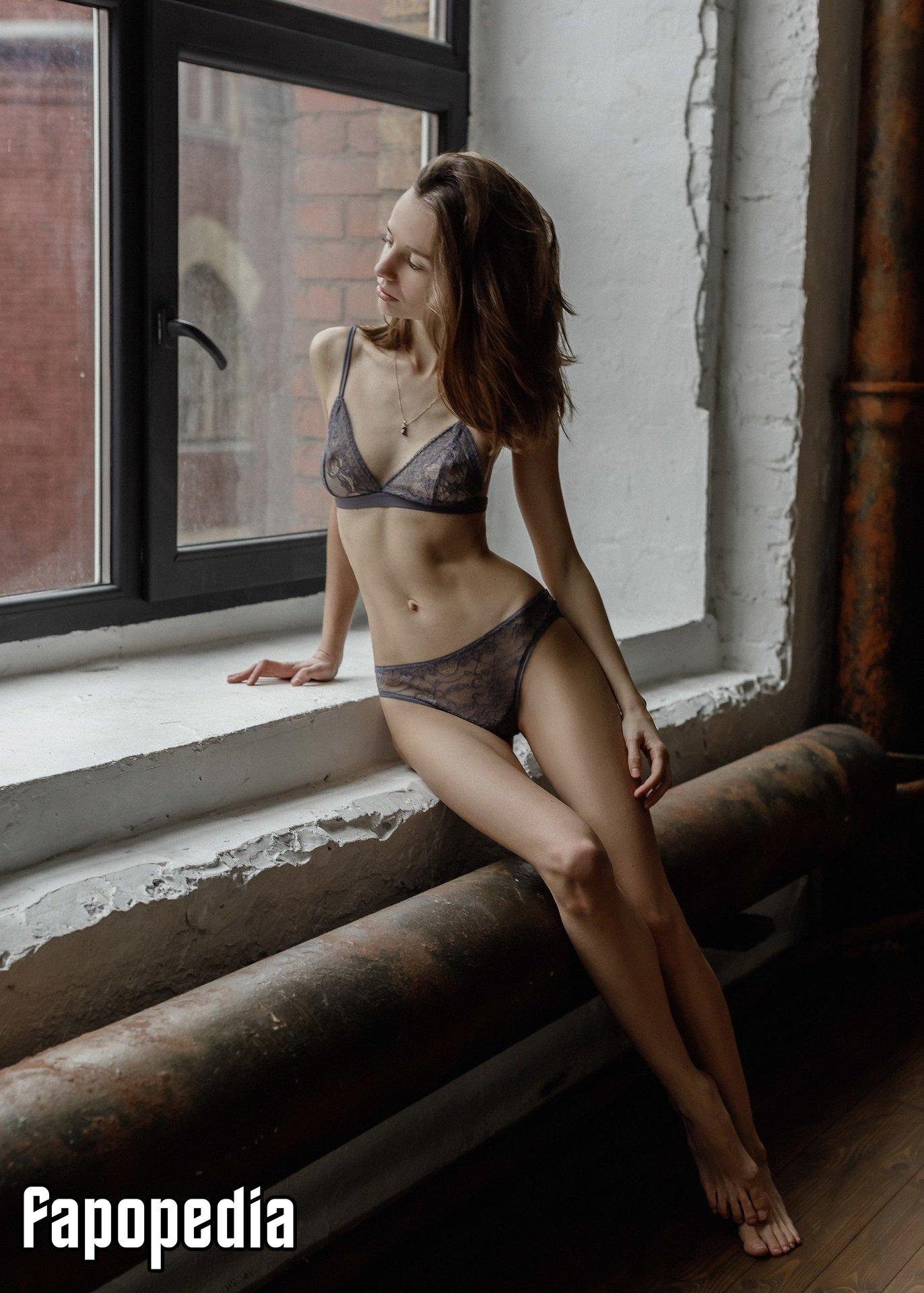 Anna Zamiatina Nude Leaks