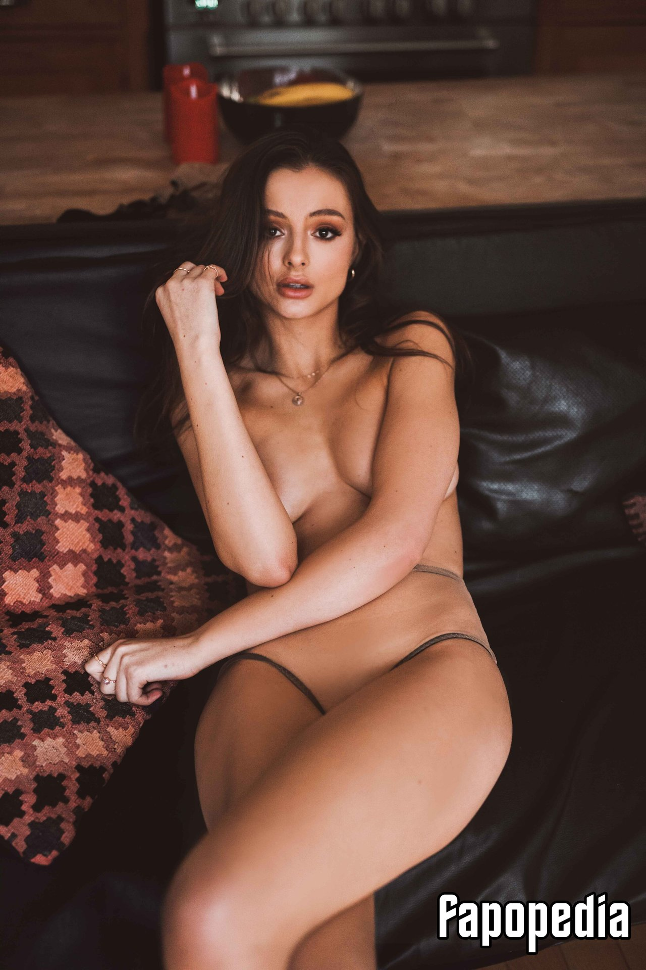 Audrey Bouette  nackt