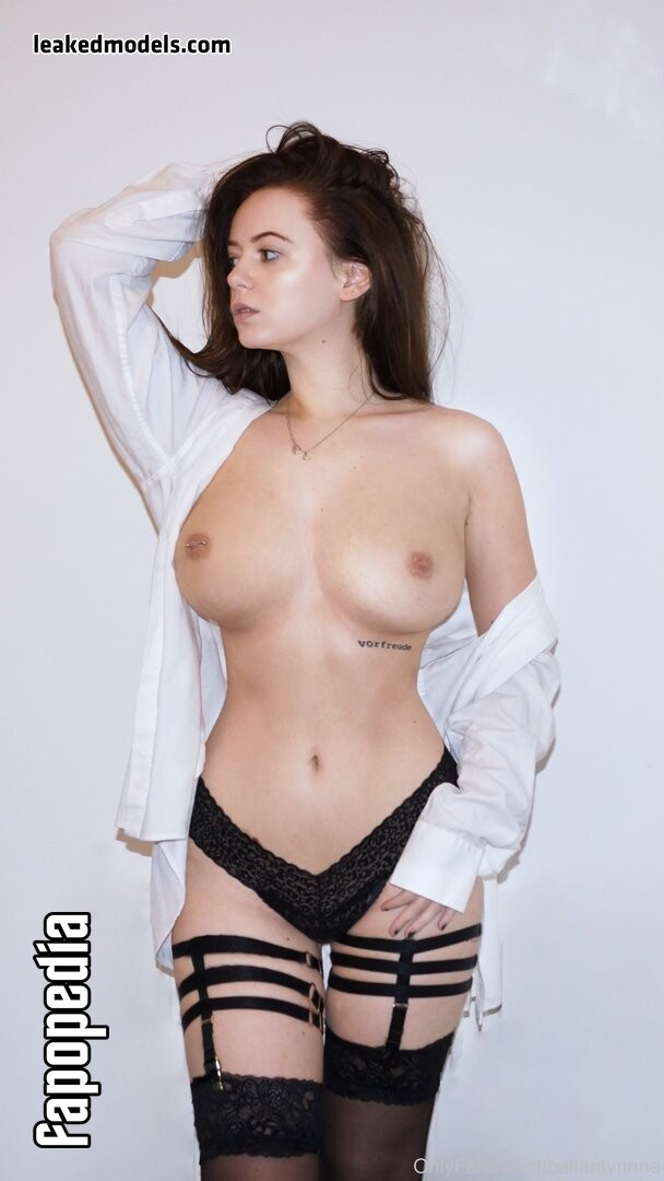 Ballantynnne Nude OnlyFans Leaks