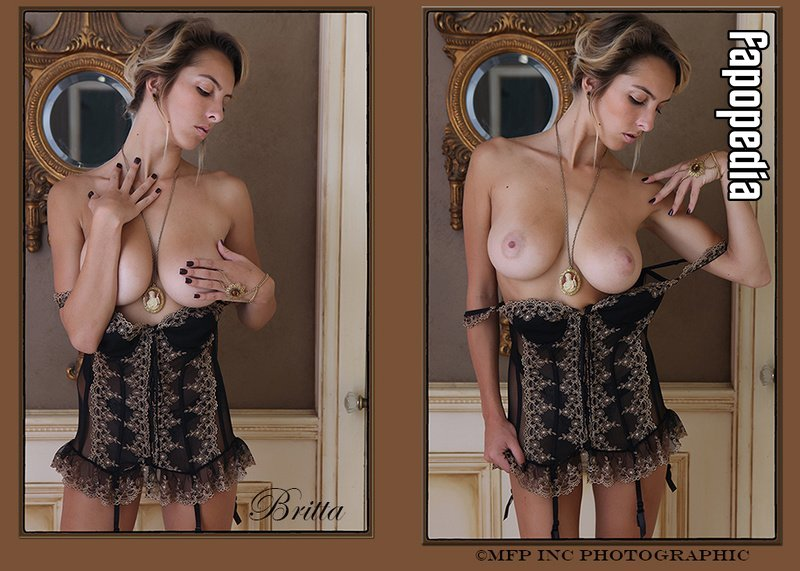 Nude bjork Britta Bjork