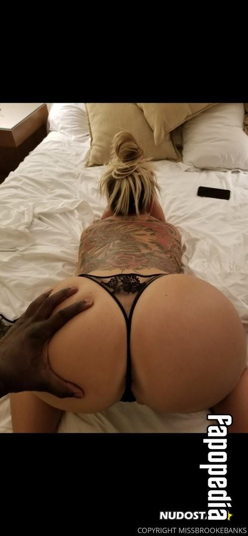 Brooke Banks Nude Leaks