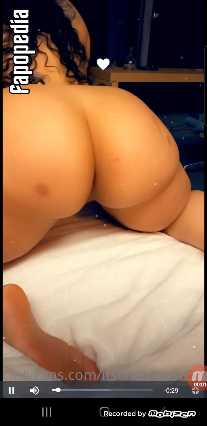 Cherry Squirts Nude OnlyFans Leaks