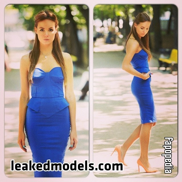 Dasha Levkovich Nude Leaks