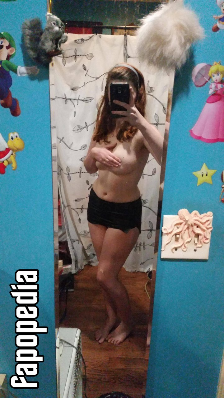 EightBitBailey Nude Patreon Leaks