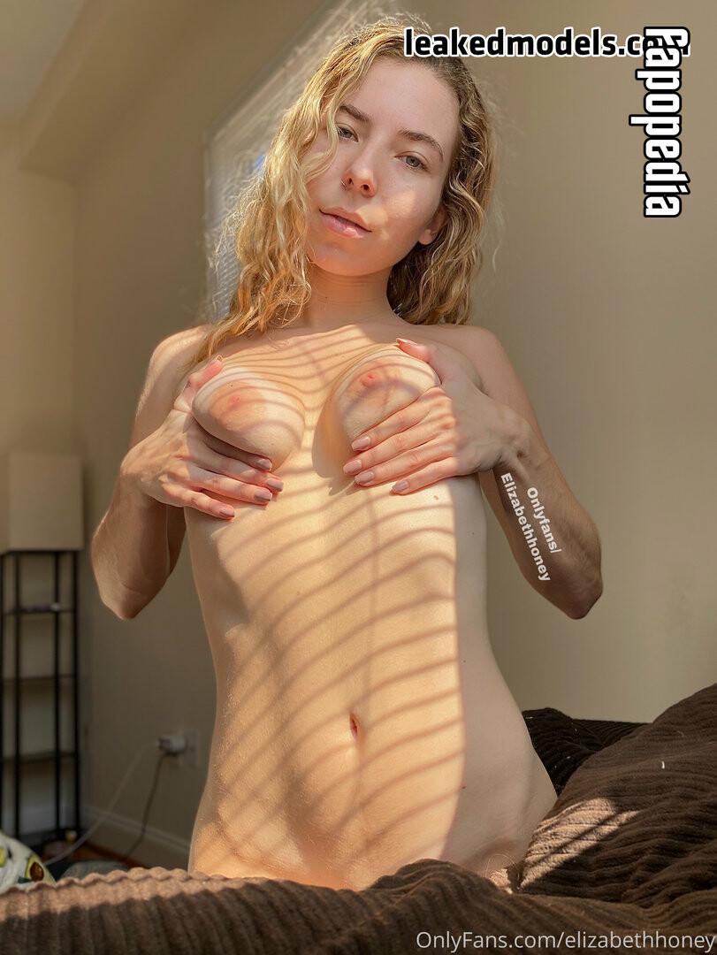 Elizabethhoney Nude OnlyFans Leaks