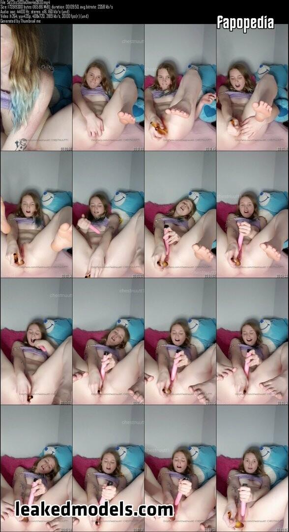 Emily Chestnut Nude OnlyFans Leaks
