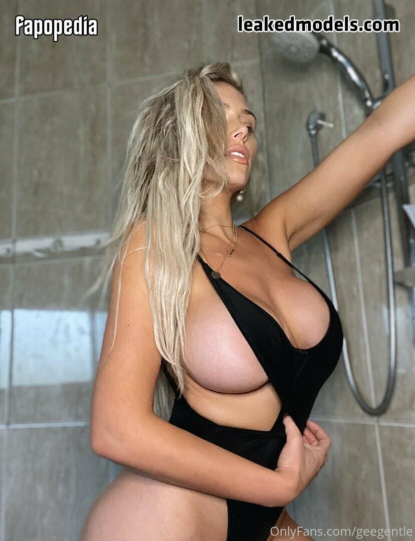 Georgina Gentle Nude OnlyFans Leaks