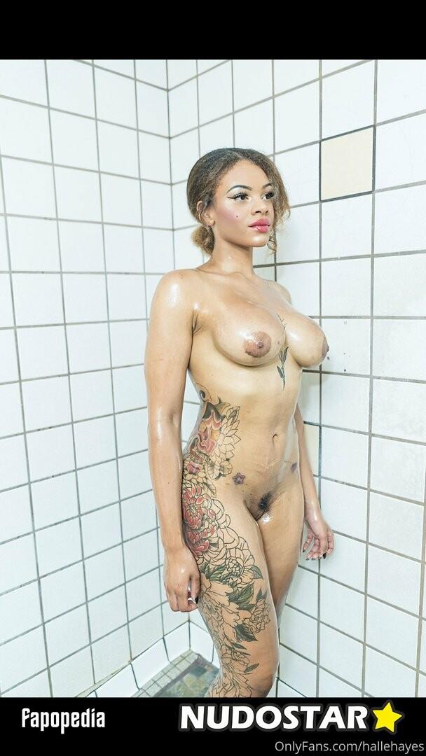 Hallehayes Nude Leaks