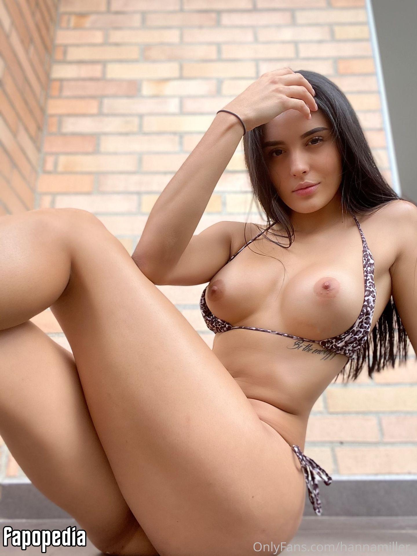 Hannamiller Nude OnlyFans Leaks