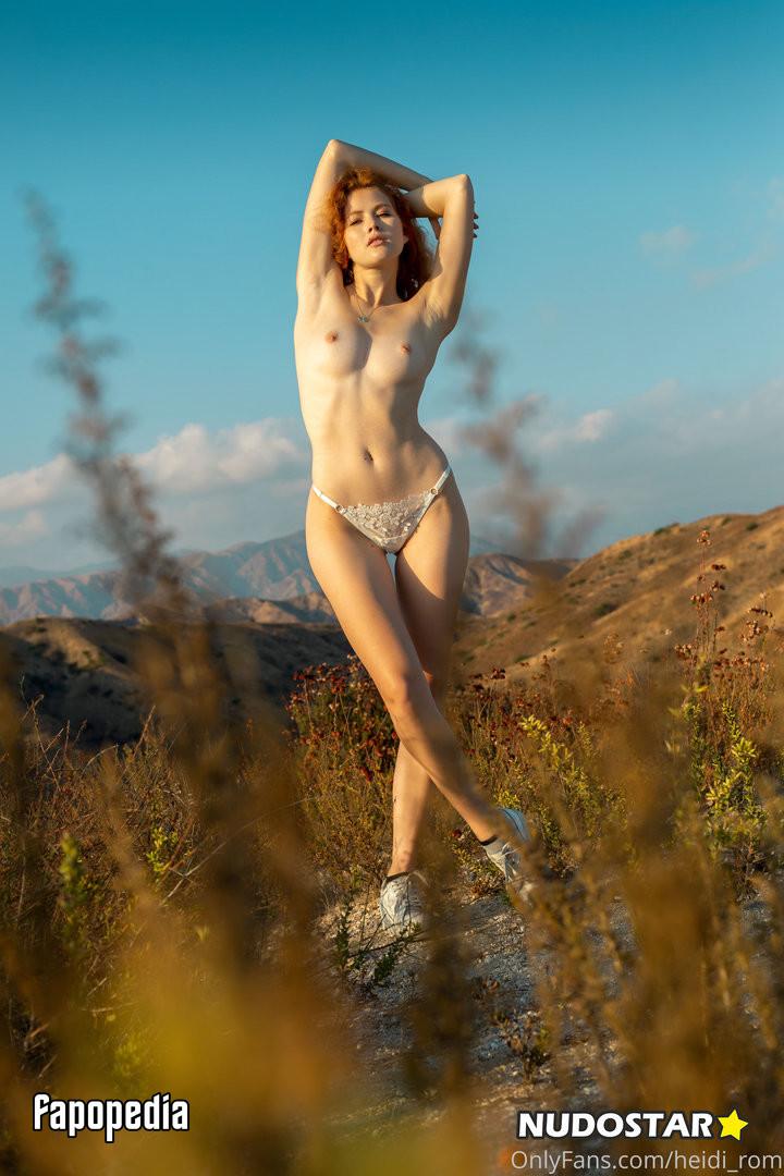 Heidi Romanova Nude OnlyFans Leaks