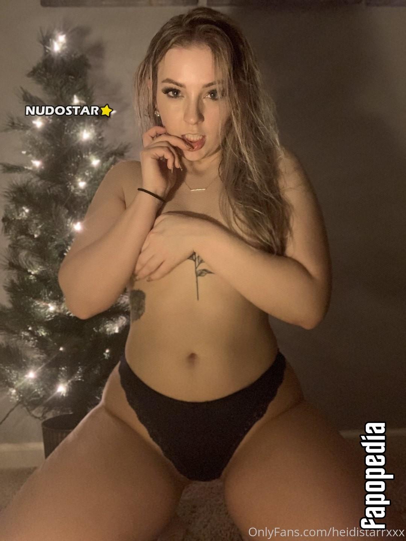 Heidistarrxxx Nude OnlyFans Leaks