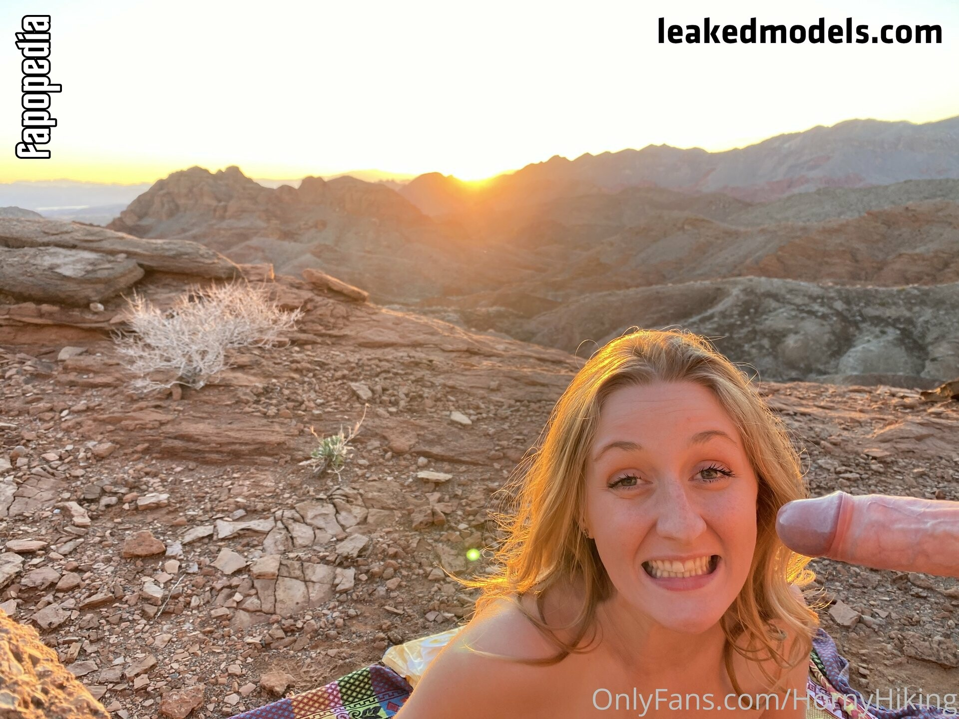 Horny Hiking Nude OnlyFans Leaks