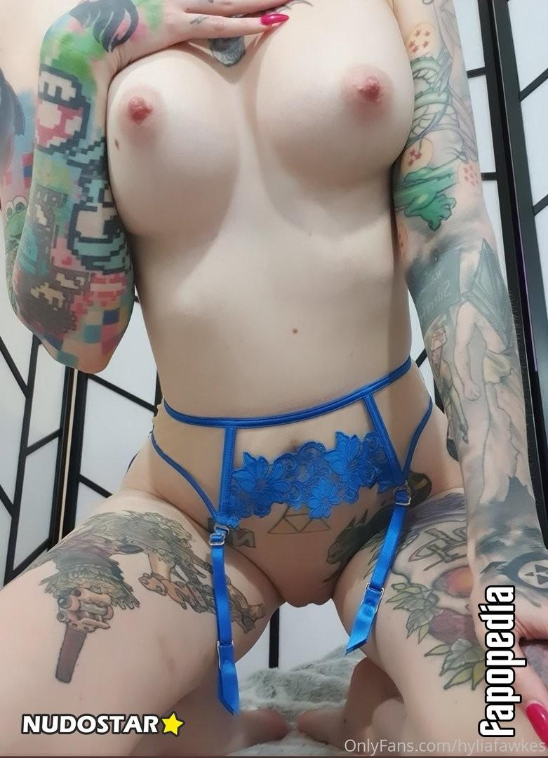 Hyliafawkes Nude OnlyFans Leaks