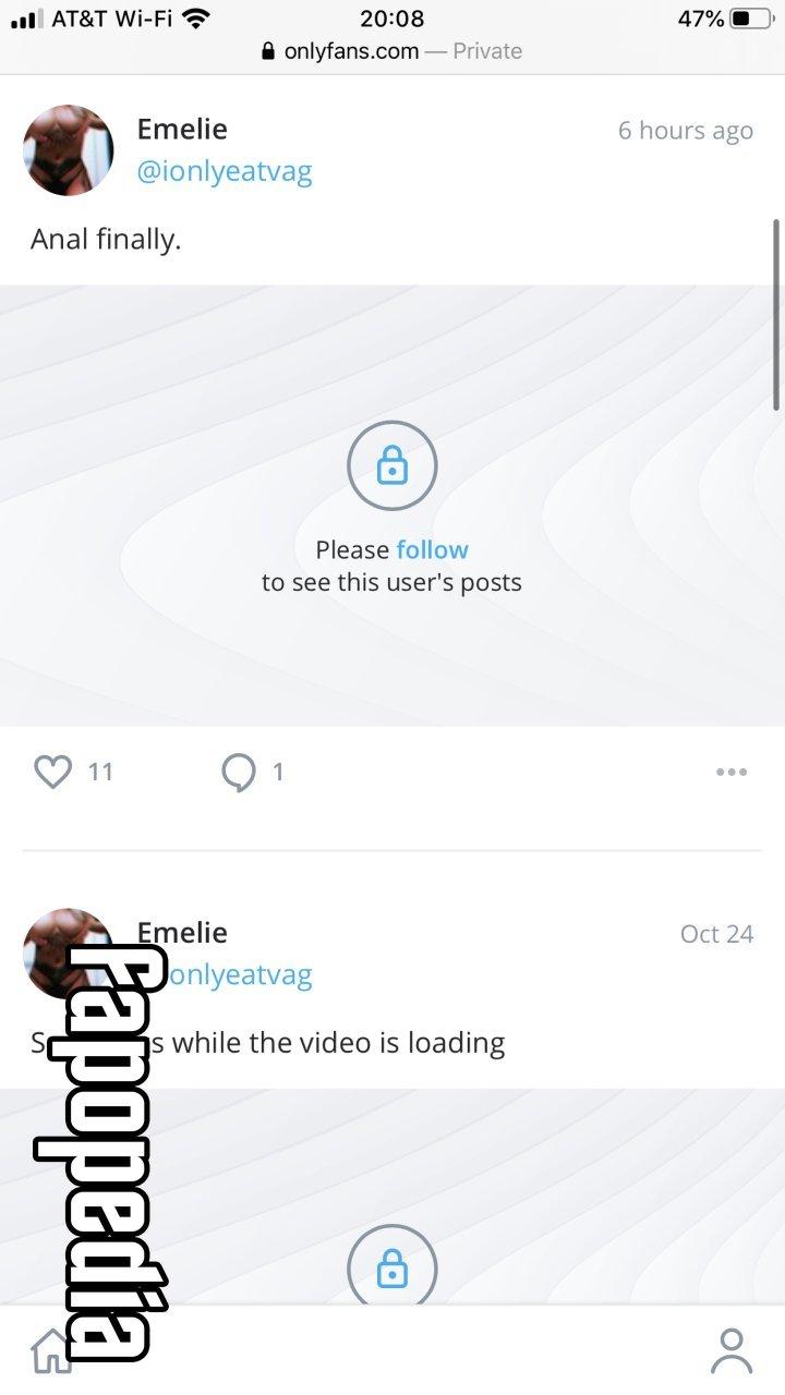 Ionlyeatvag Nude OnlyFans Leaks