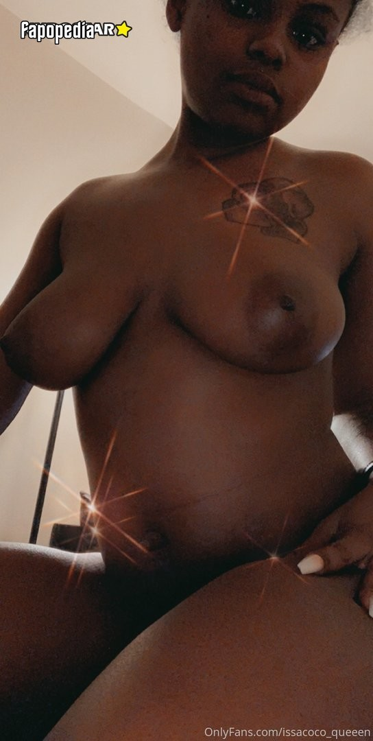Issacoco Queeen Nude Leaks