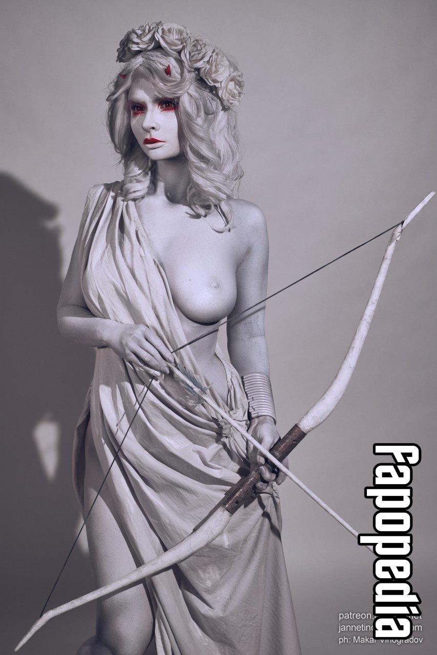Nude incosplay Patreon logo