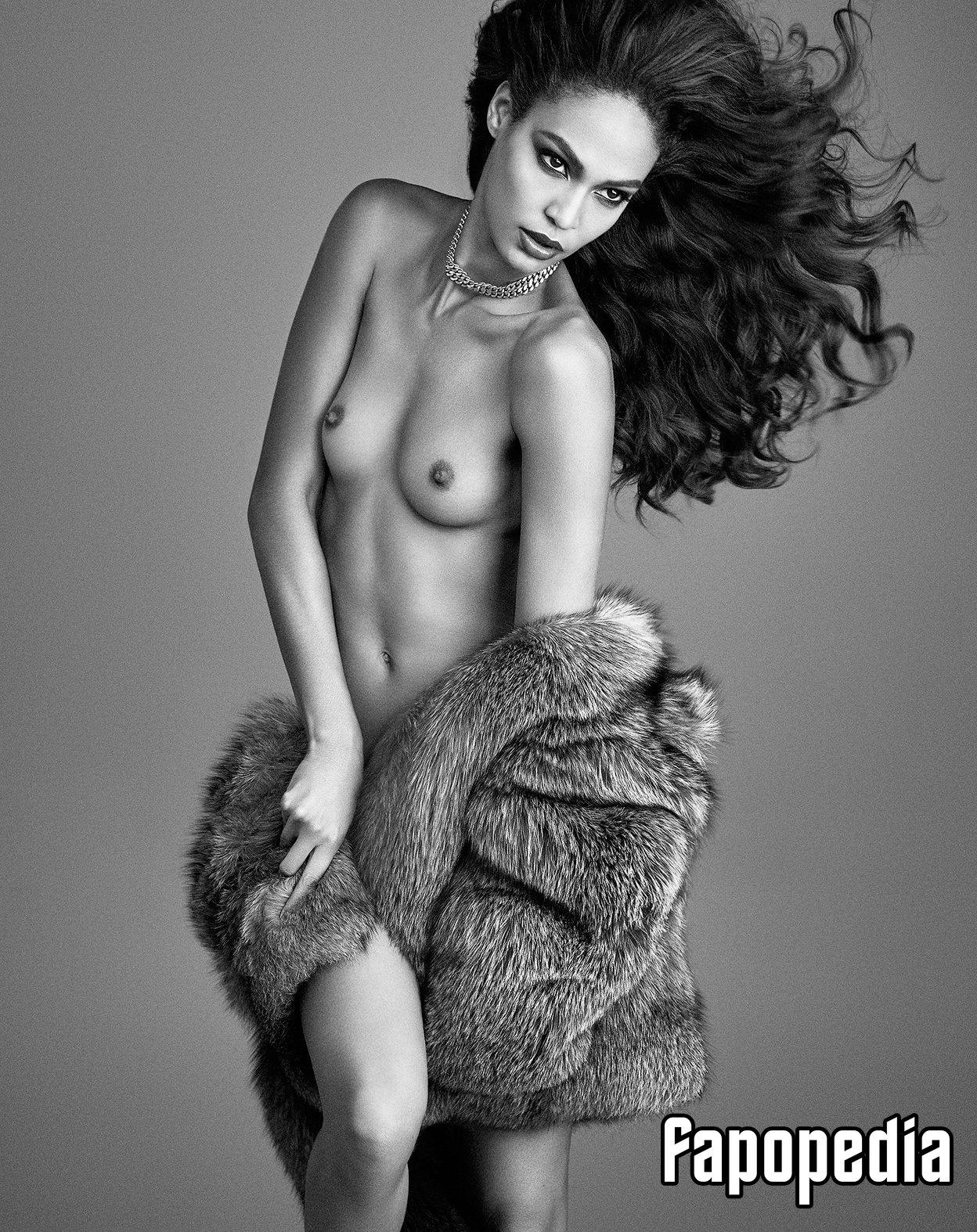Joan Smalls Nude Leaks