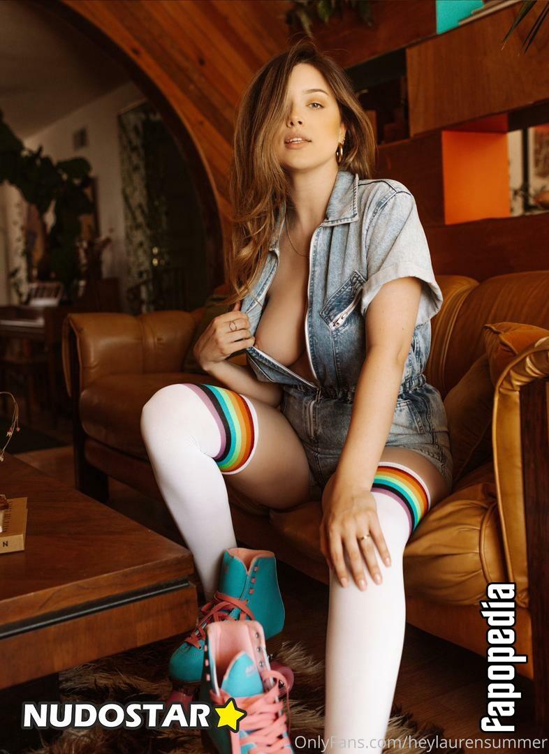 Lauren Summer Nude Patreon Leaks