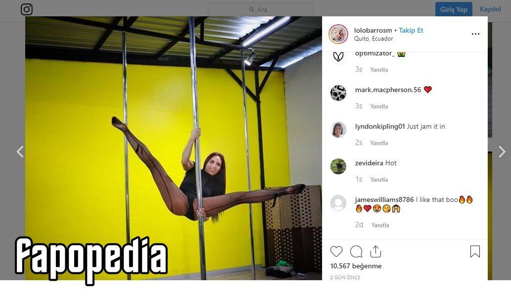 Lorena Barros Nude Leaks