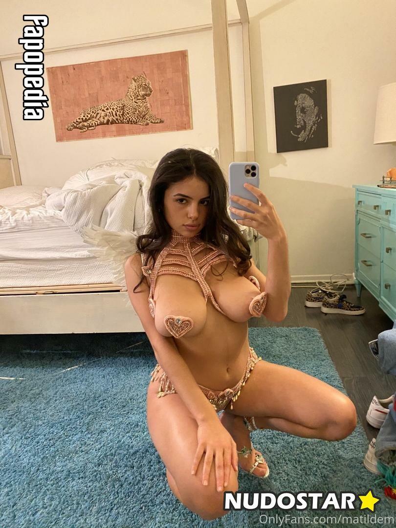 Matildem Nude OnlyFans Leaks