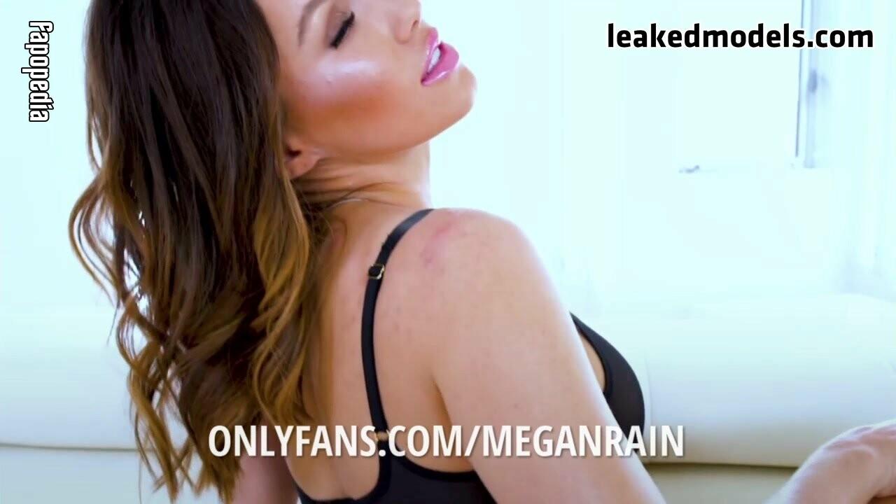 Megan Rain Nude OnlyFans Leaks