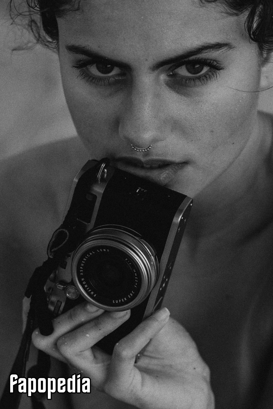Milena Scheller  nackt