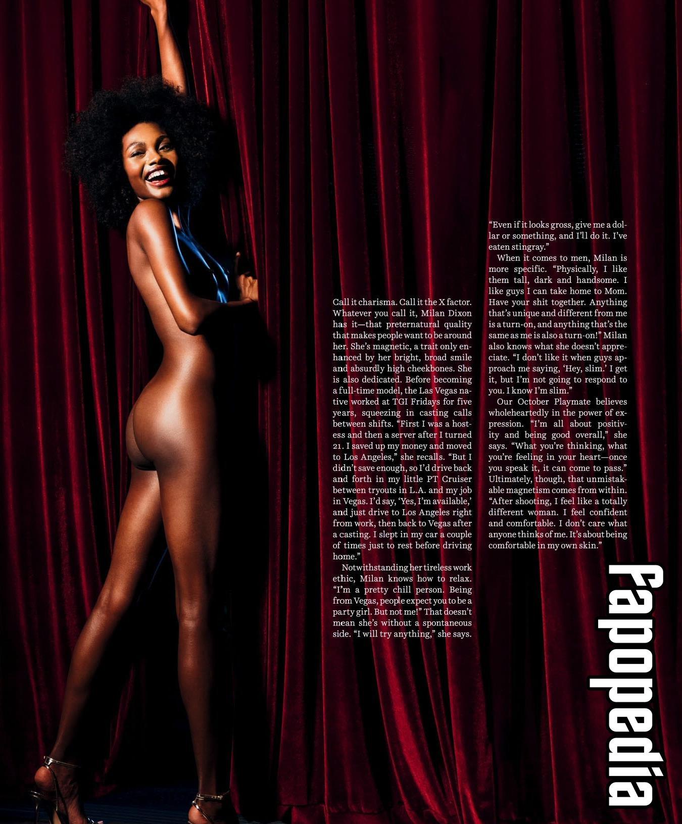 Milian Dixon Nude Leaks