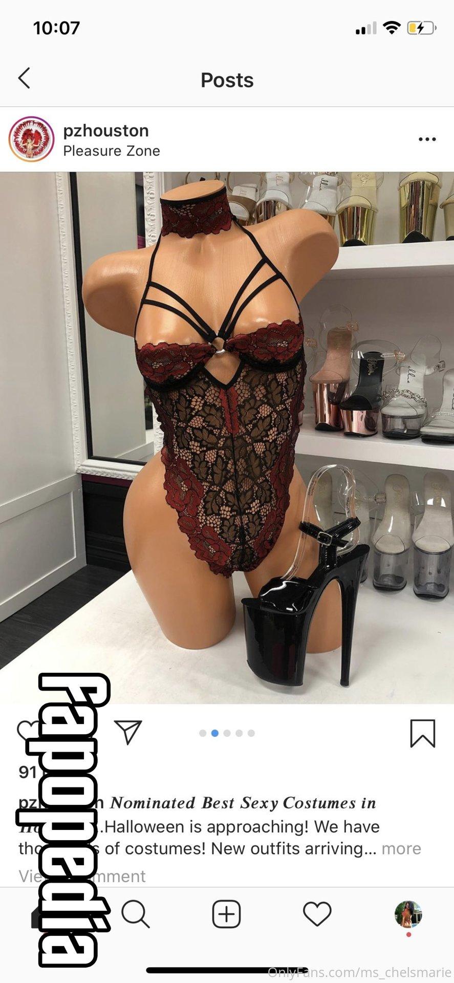 Ms_chelsmarie Nude OnlyFans Leaks