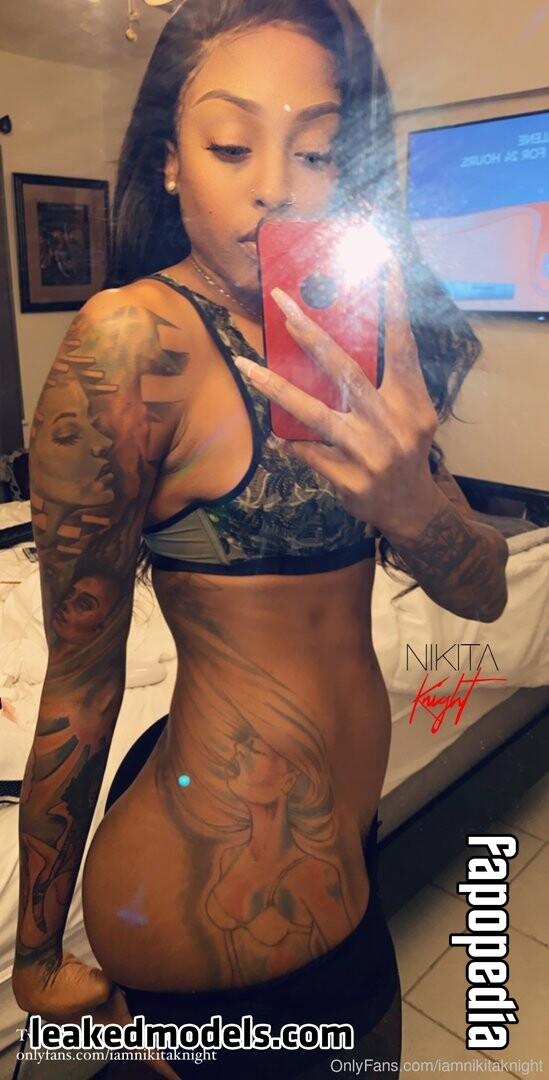 Nikkiknight Nude OnlyFans Leaks