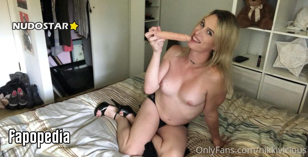 Nikkivicious Nude OnlyFans Leaks
