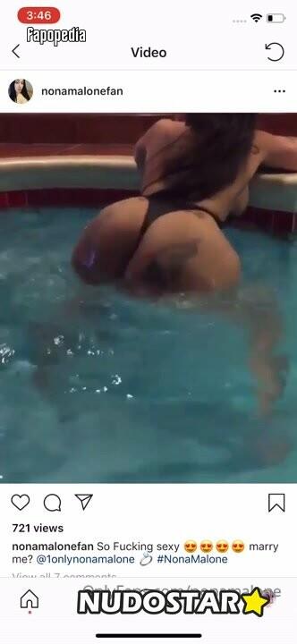 NonaMalone Nude OnlyFans Leaks