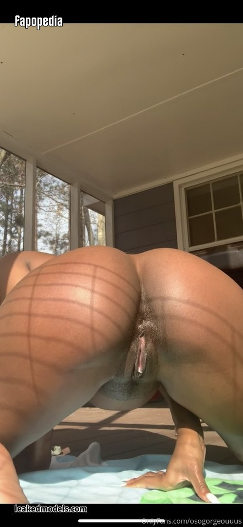 OSOGORGEOUUUS Nude OnlyFans Leaks