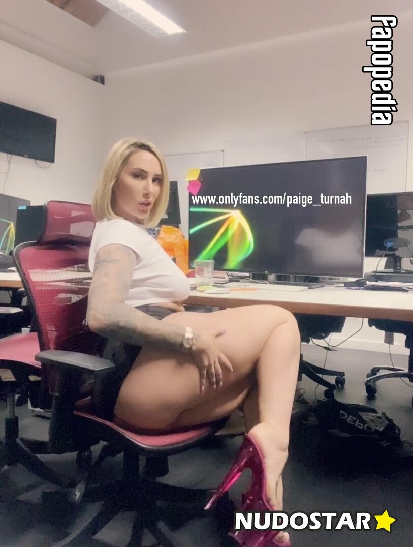 Paige Turnah Nude OnlyFans Leaks