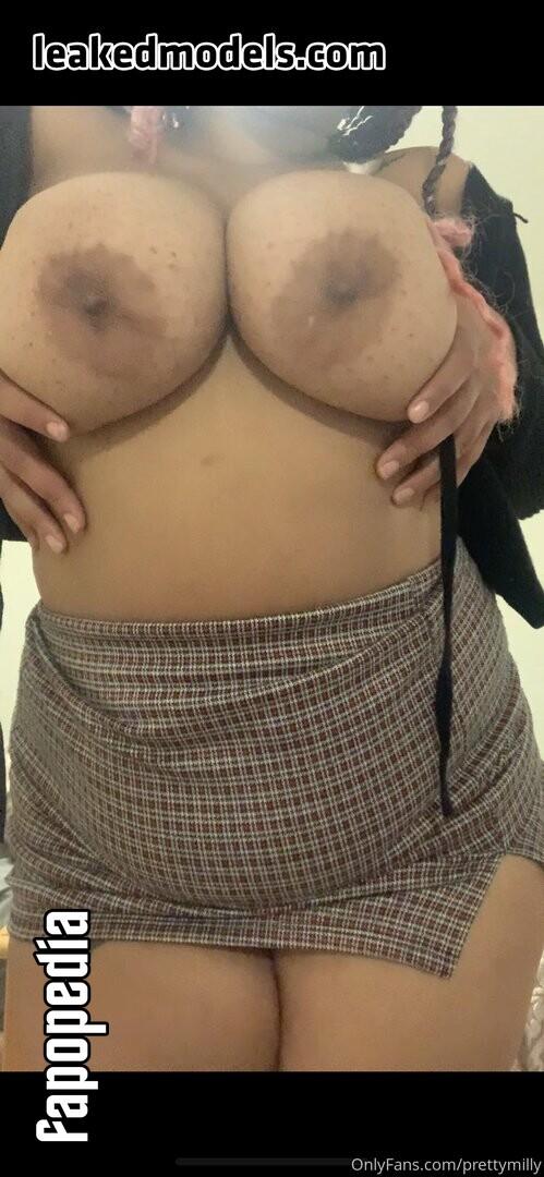 Prettymilly Nude OnlyFans Leaks