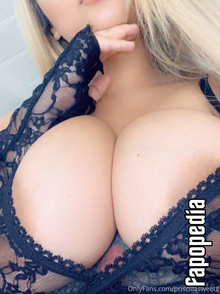 Priscilla Morales Nude Leaks
