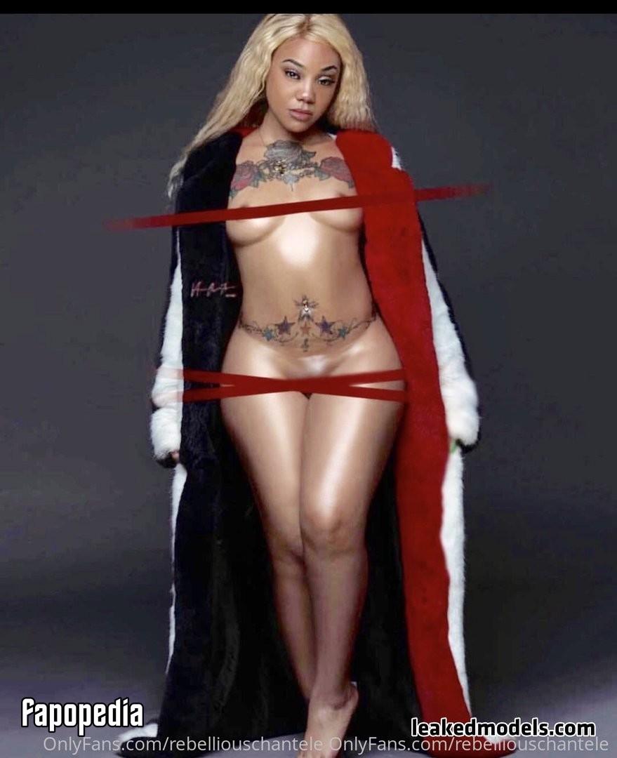 RebelliousChantele Nude OnlyFans Leaks