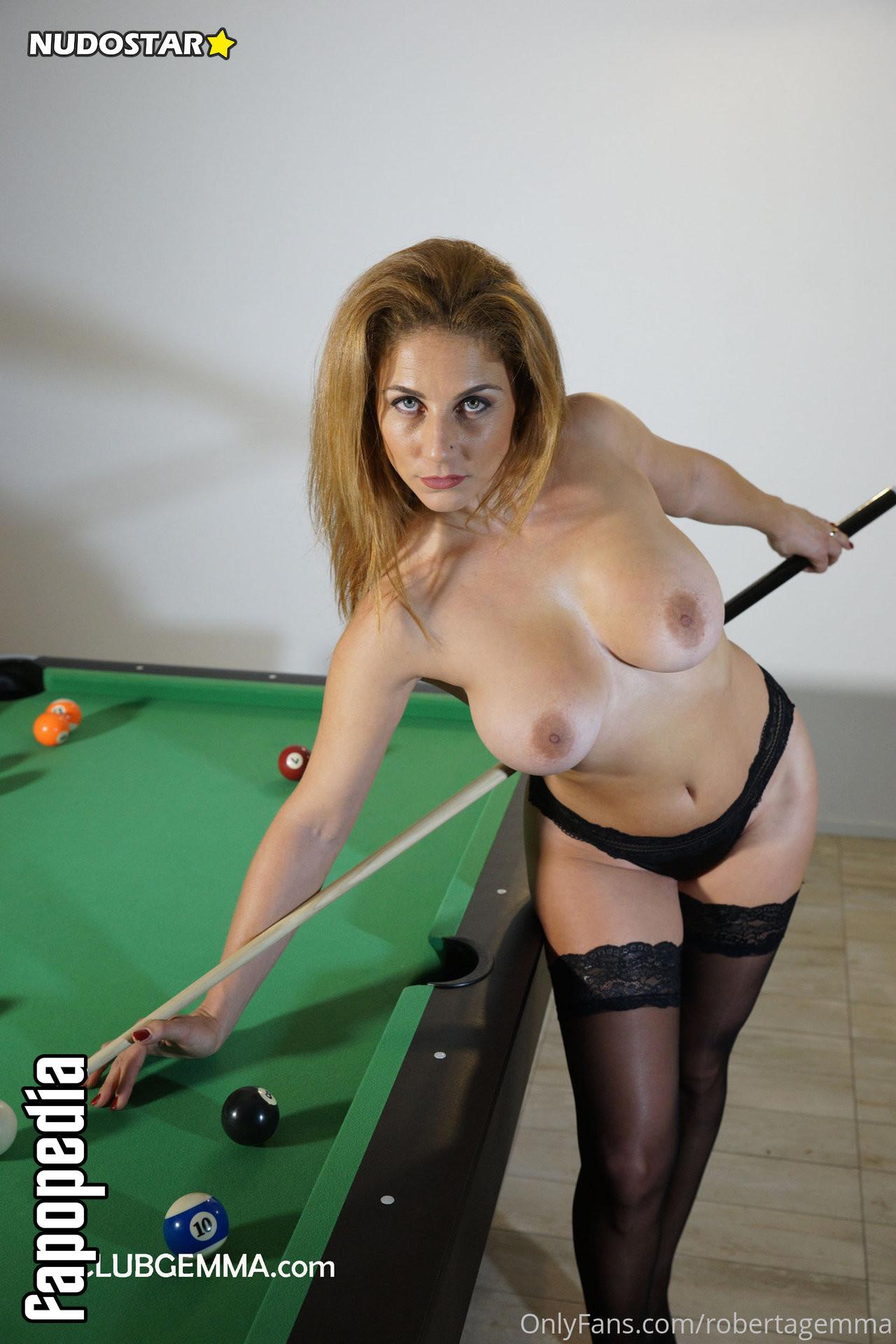 Gemma nude roberta Nude Roberta
