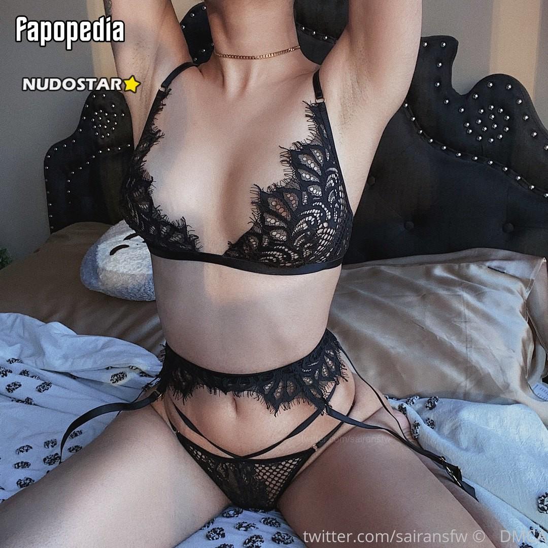 Sairansfw Nude OnlyFans Leaks