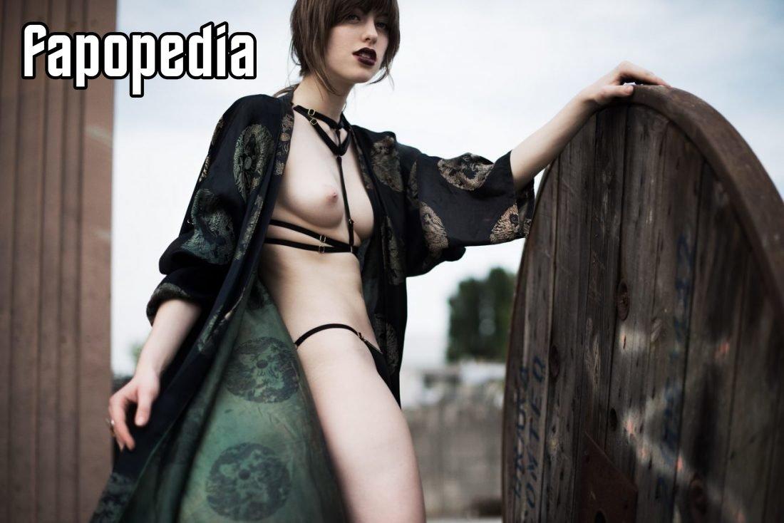 Kristina Jillespie  nackt
