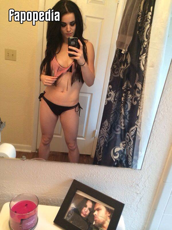 Saraya Jade Bevis Nude Leaks