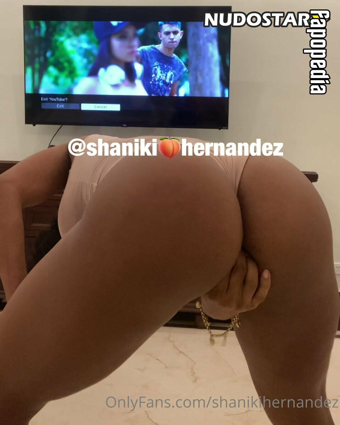 Shaniki Hernandez Nude Leaks