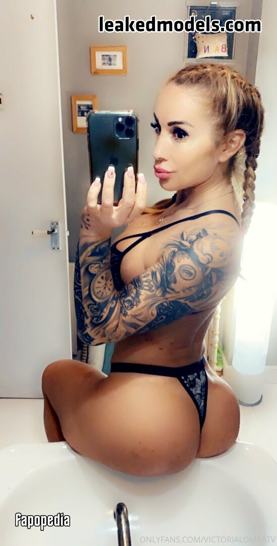 Victoria Lomba Nude OnlyFans Leaks