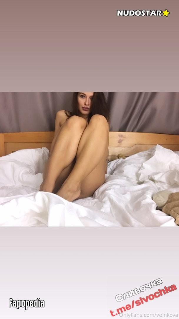 Voinkova Nude OnlyFans Leaks