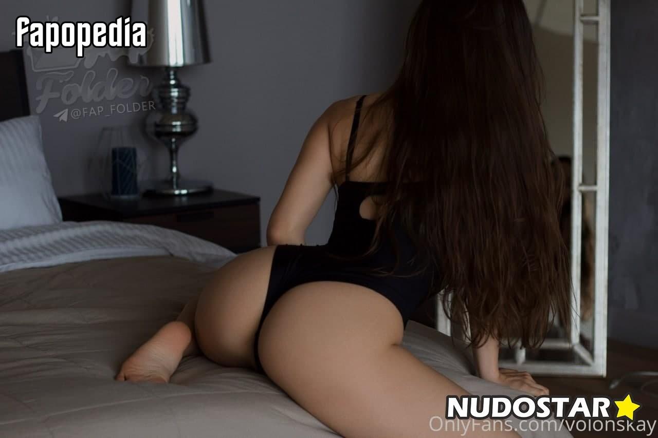 Volonskay Nude OnlyFans Leaks